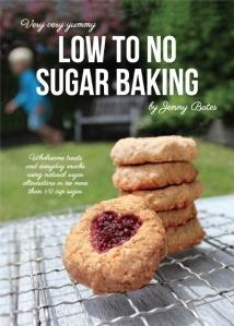Low to no sugar baking