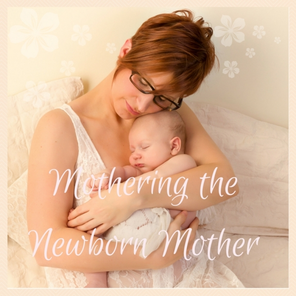 mothering-the-newborn-mother